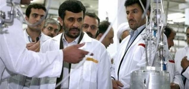 Ahmadinedžadov  režim kao i Mubarakov ubija demonstrante