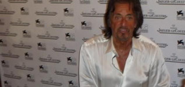 Al Pacinu nagrada za životno djelo u Veneciji