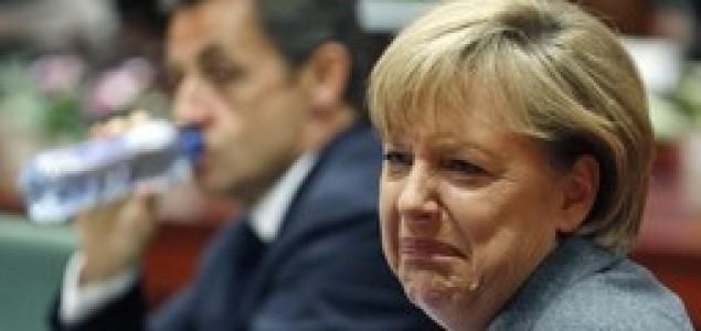 STRAŠAN PAD POPULARNOSTI: Merkel poražena  u rodnom kraju