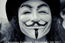 """Anonymous za tacno.net:  """"Da, napast ćemo Facebook"""""""