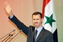 Asad: Kriza će se riješiti samo na bojnom polju