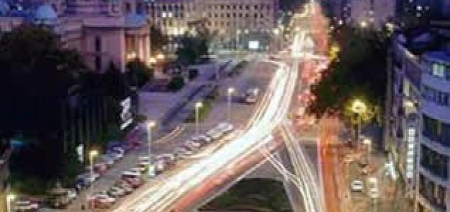 Beograd, zapušten grad