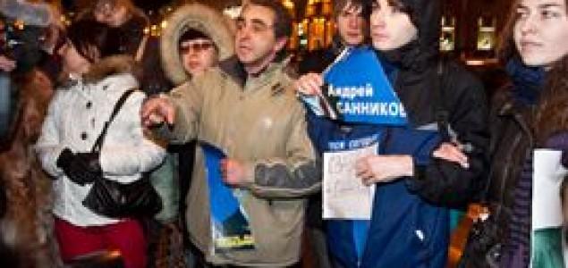 Bjelorusija: Nastavlja se teror KGB-a
