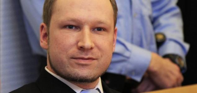 Optužnica protiv Breivika: OPTUŽEN ZA ODUZIMANJE 77 ŽIVOTA