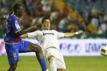 Real se osramotio  protiv Levantea