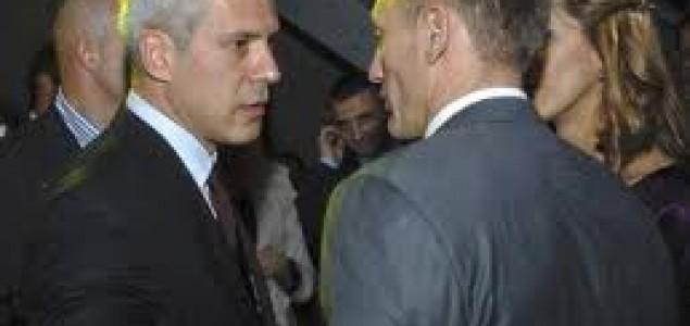 Hoće li se pomiriti Čedo i Boris?
