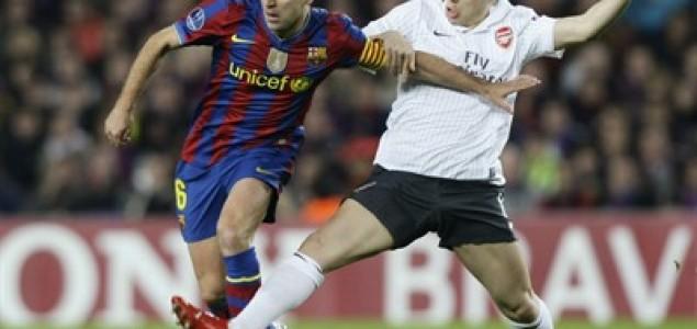 Barcelona je spremna ponuditi 60 milijuna eura za Fabregasa i Nasrija zajedno