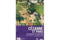 Palača Luxembourg: Cézanne i Pariz