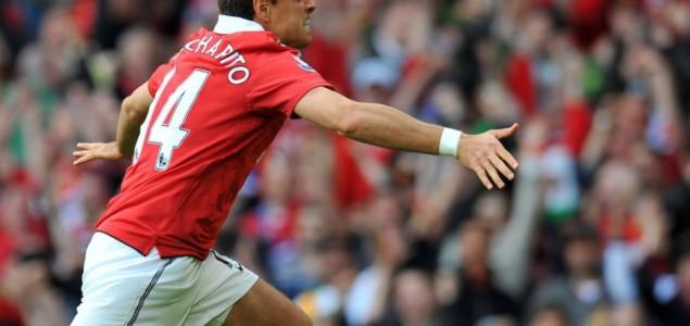 Unitedu rekordni 19. naslov: Chicarito i Vidić srušili Chelsea