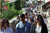 Prvog dana  Susreta studenata bosnistike II