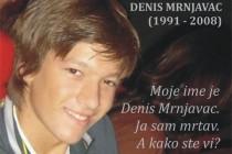 Tri godine od ubojstva Denisa Mrnjavca: Ubijen bez povoda, bez razloga i objašnjenja
