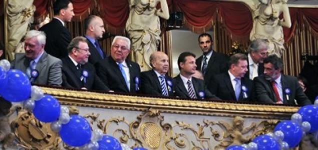 Dinamo se za 100. rođendan poklonio HDZ-u