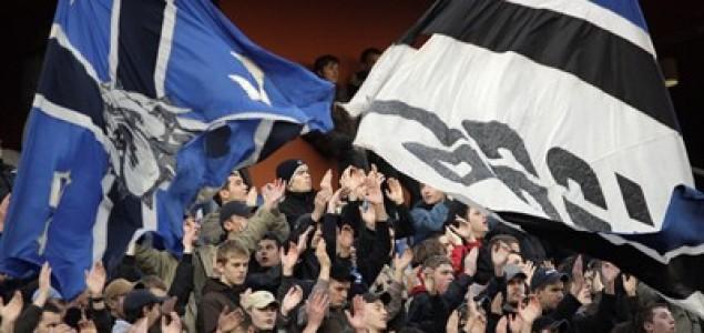 Dinamo se zbog zabrane ispričao navijačima