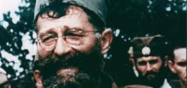 REHABILITOVANI DRAŽA MIHAILOVIĆ:OČISTIMO DRŽAVU OD HRVATA I MUSLIMANA
