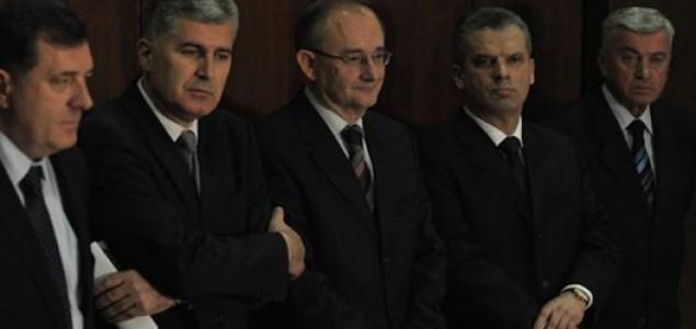 BiH: Suprotstavljeni blokovi na dva nivoa vlasti
