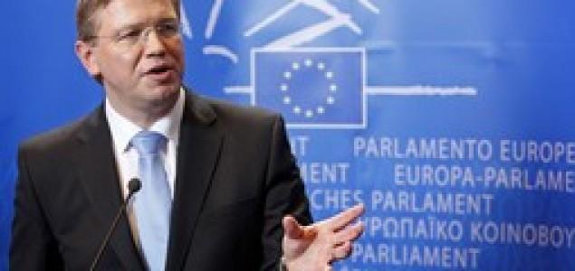 Fuele: Neće biti sankcija za BiH