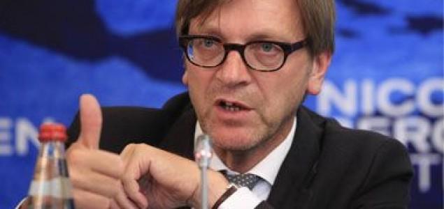 Gi Ferhofštat:Apel predsednika Tadića Srbima sa severa Kosova je stigao suviše kasno