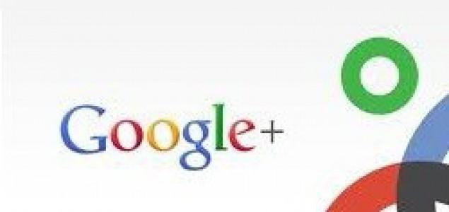 Zašto Google +? Zato što vas roditelji ne mogu pronaći tamo!