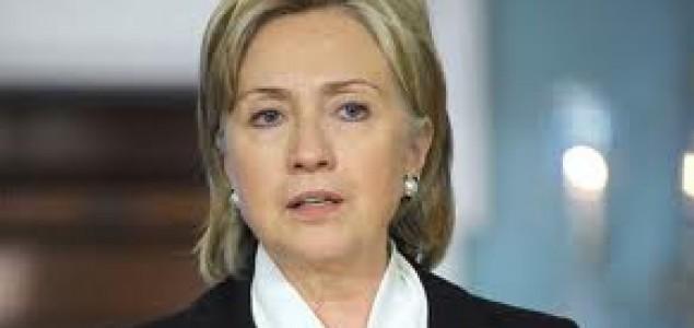 Hillary Clinton doputovala u BiH
