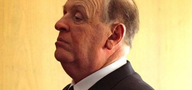 Anthony Hopkins glumi Hitchcocka, slika prva