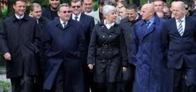 Miloševićeva deca u zadnji čas spašavaju Tuđmanovu stranku  zla