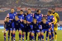 Hrvatska u trećoj jakosnoj skupini s Grčkom, Portugalom i Švedskom
