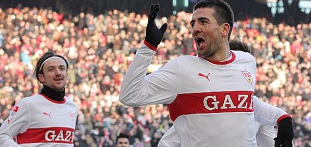 Ibišević s ukupno tri pogotka odveo Švabe u grupnu fazu