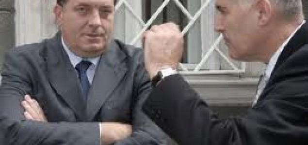 Dodik i Čović objavili rat Vašingtonu
