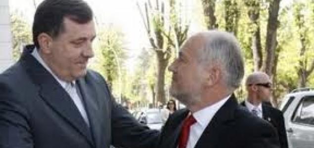 Incko poručio Dodiku: Odustani od refernduma i spasi se u zadnji čas