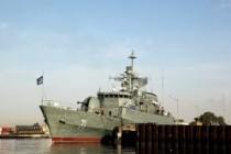 Iranski ratni brodovi danas ušli u Sredozemno more: Pokazivanje vojne moći
