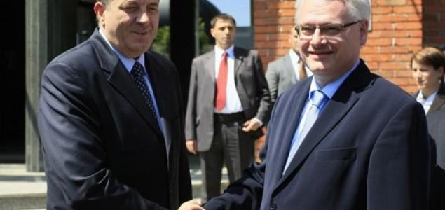 "Josipovićev ""atentat"" na Dodika"