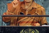 Kancelarija za ljudska prava Ujedinjenih nacija pozvala je na istragu o smrti Moamera Gadafija