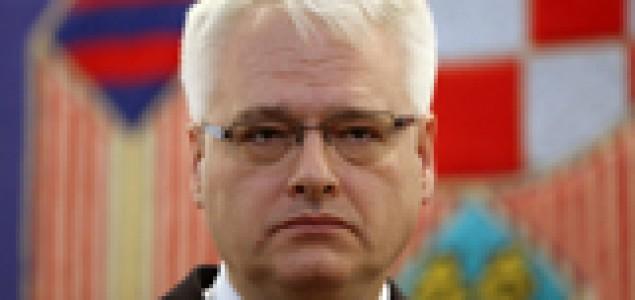 Anonymous srušio stranicu predsjednika Josipovića