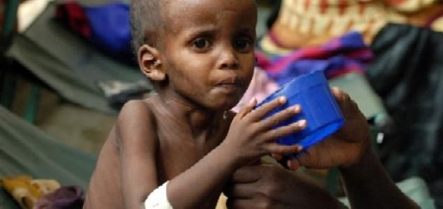 Katastrofalna glad u Africi