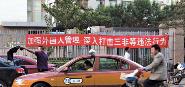 U Kini jača netrpeljivost prema strancima