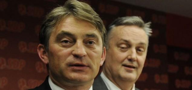 Politički zemljotres: Komšić otkazao poslušnost Lagumdžiji, odbio glasati za usvajanje proračuna