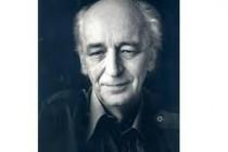 Umro Radomir Konstantinović  jedan od najvećih europskih i zapadnih pisaca 20. stoljeća