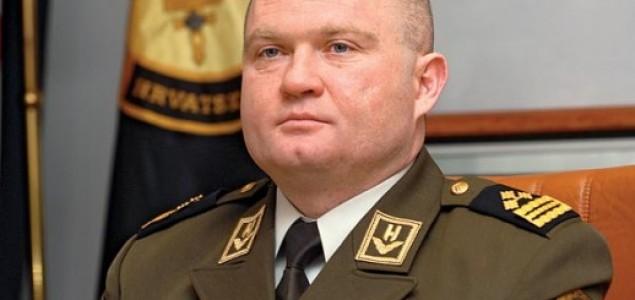 Uhićen zapovjednik Hrvatske kopnene vojske Mladen Kruljac