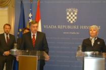 Kosor izrazila čvrstu potporu BiH na euroatlantskom putu
