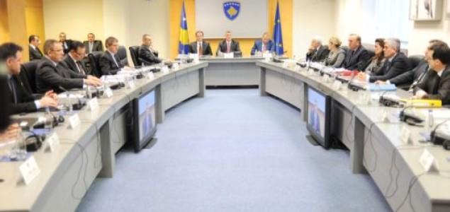 """Kosovo traži od Beograda da zauzme """"evropski stav"""""""