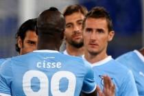 Lazio Juventusu pobjegao osam bodova