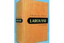 Novi Le Petit Larousse, kao novi Beaujolais