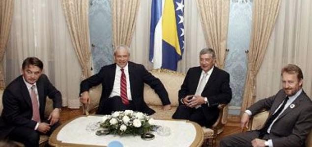 Glavna tema sastanka na  Brionima je cjelovitost  Bosne i Hercegovine