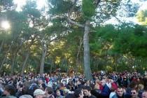 ZA MARJAN Pet tisuća Splićana podržalo akciju protiv gradnje u Park šumi