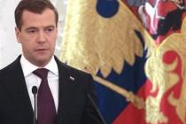 Medvedev: Embargo na uvoz iz zapadnih država