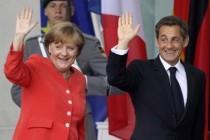 Merkel i Sakorzy u grčkoj verziji 'Thelme i Louise