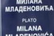 Otvoren Plato Milana Mladenovića