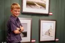 """Mini Monet"": Britansko čudo od djeteta"