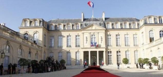 Ukradeni tlocrti Predsjedničke palače i Ministarstva unutarnjih poslova u Parizu