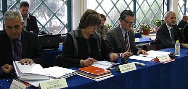 Gradsko vijeće Mostara raspravljalo o radu gradonačelnika u 2009.